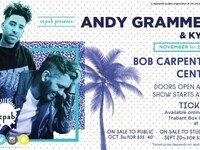 SCPAB presents: Andy Grammer and KYLE