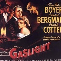 """Gaslight"" film screening and discussion"