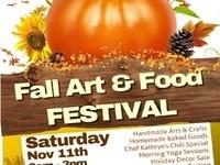 Fall Arts & Food Festival