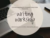 LGSC's Writing Workshop