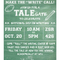 Writing Center TALEgate