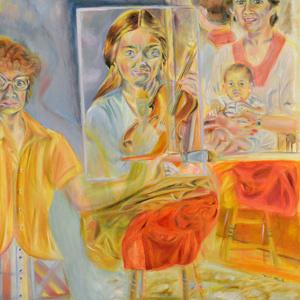 Margot Blank Exhibition