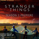 Stranger Things Season 2 Premiere Watch Party