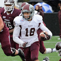 Colgate University Football at Army West Point