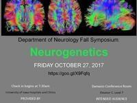 Annual Neurology Symposium: Neurogenetics