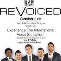 ReVoiced Benefit Concert