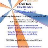 IEEE Tech Talk
