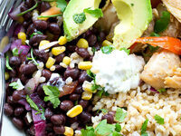 International Bean & Grain Bowls with Ken Rubins