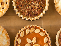 Thanksgiving Pies with Katie Shyne