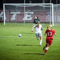 Colgate University Women's Soccer at #8 Virginia