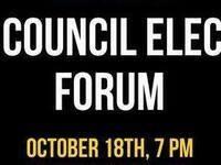 UISG Presents: Iowa City Council Election Forum