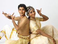 """Natyanjali,"" by Renjith and Vijna"