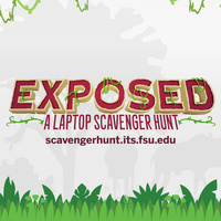 Laptop Scavenger Hunt
