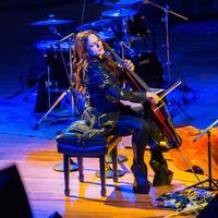 Workshop Performance by Cellist Maya Beiser: MIT Sounding: Stillness Moves
