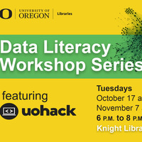 Data Literacy Workshop Series