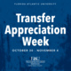 Wake Up Wednesday: Transfer Appreciation Week