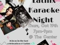 Latinx Karaoke Night