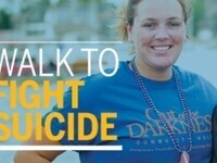 American Foundation for Suicide Prevention Out of the Darkness Wilmington DE Walk