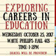 Rossier School of Education: Exploring Careers in Education