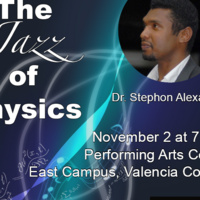 Dr. Stephon Alexander - The Jazz of Physics