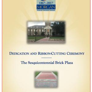 Sesquicentennial Brick Plaza Dedication & Ribbon-Cutting Ceremony