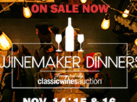 Winemaker Dinners