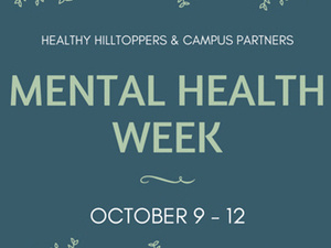 SEU Mental Health Week