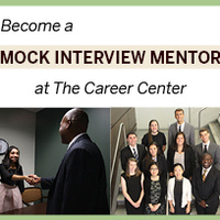 Mock Interview Mentor Info Session
