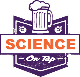 Science on Tap CLEMSON - Mark Leising, The Universe Is a Very Dark Place