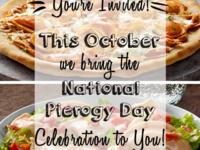 National Pierogy Day Celebration