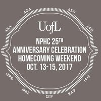 NPHC 25th Anniversary Celebration