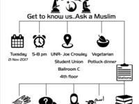 Get to Know Us...Ask a Muslim
