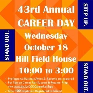 43rd Annual Career Day