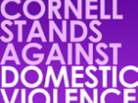Community Gathering - Cornell Takes a Stand Against Domestic Violence