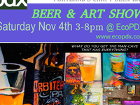 Craft Beer Tasting & Art Show