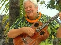 Keola Beamer and Henry Kapono