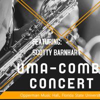 Student Jazz Combo Night (UMA) - Ticketed