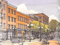 Streetscapes: Imagining Tulsa from a Human Perspective
