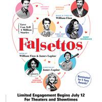 Falsettos At Lincoln Center