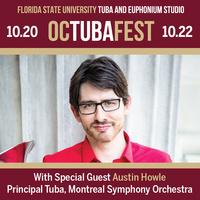 Guest Artist Recital - Austin Howle, tuba
