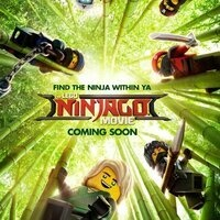 Film: The Lego Ninjago Movie