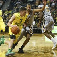 UO Men's Basketball vs. Northwest Christian University