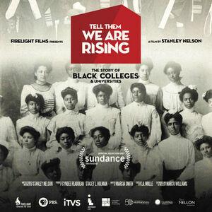 TTWAR:The Story of Black Colleges and Universities Film Screening