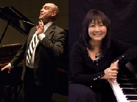 Robert Brandt, baritone, and Julie Nishimura, piano, Faculty Artist Recital