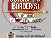 Outside the Border(s): Art and the Political Imagination
