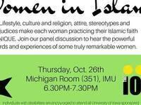 Women In Islam Panel