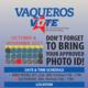 Vaqueros Vote: Early Voting