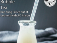 DIY Bubble Tea!