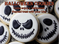 Study Break: Halloween Cookies