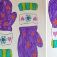 INSIDERS: Mittens Paper Craft